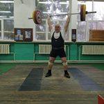 Встановленням п'яти національних рекордів серед ветеранів