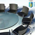 Відеоконференція  з регіональними відділеннями НОК України.