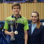 Юний тенісист із Рогатина став абсолютним чемпіоном України !