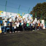 «Олімпійський урок #BeActive» крокує Івано-Франківськими школами.