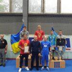 Четверо прикарпатських спортсменів здобули нагороди на чемпіонаті України з вільної боротьби