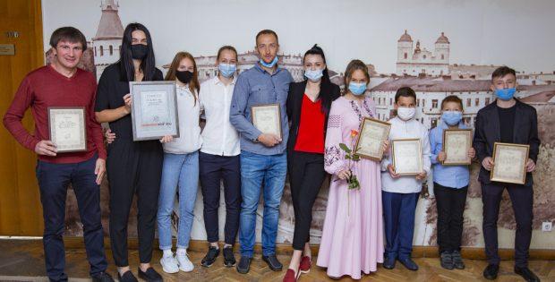 У Франківську нагородили переможців та призерів спортивних змагань