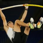 Новий світовий рекорд у стрибках з жердиною
