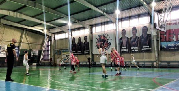 2-й тур чемпіонату України серед жіночих команд суперліги
