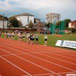 На стадіоні ІФНТУНГ вперше проводять змагання всеукраїнського масштабу