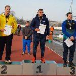 Прикарпатські спортсмени вибороли шість медалей на чемпіонаті України