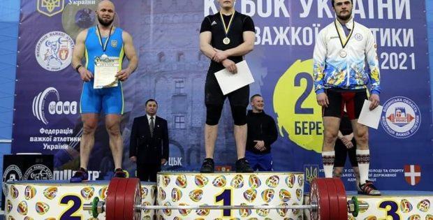 Коломияни вдало виступили на Кубку України з важкої атлетики