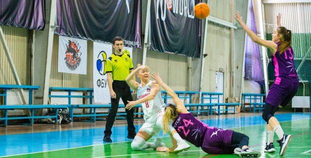 """Баскетбольний клуб """"Франківськ-ПНУ"""" вперше в сезоні переміг бердянську """"Чайку"""""""