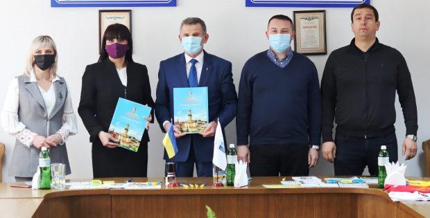 Підписання Меморандуму про співробітництво із очільниками Тисменицької міської ради