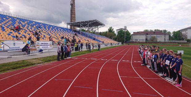 18-й традиційний турнір з легкої атлетики присвячений пам'яті заслуженого працівника фізичної культури Бориса Яськевича.