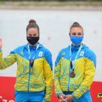 """Два """"золота"""" та дві """"бронзи"""" здобула франківська веслувальниця на етапі Кубка світу в Угорщині"""