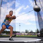 Михайло Гаврилюк виконав олімпійський норматив на Універсіаді України
