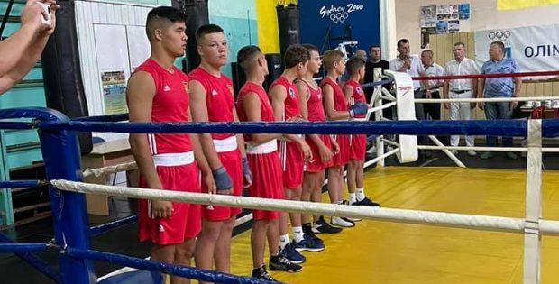 Турнір з боксу під патронатом НОК України