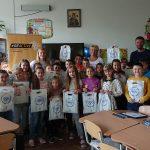 Олімпійський урок у Прикарпатських школах