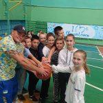«Олімпійський урок» крокує Івано-Франківськими ліцеями